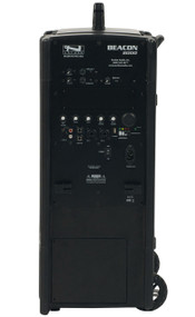 Anchor Audio Beacon Line Array Speaker with Two Wireless Receivers, BEA-8000U2