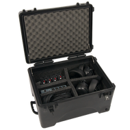 Anchor Audio Hard Case for PortaCom System, HC-ARMOR24-PC