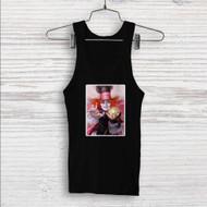 Alice in Wonderland Through the Looking Glass Custom Men Woman Tank Top T Shirt Shirt