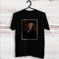 Alexander Hamilton Custom T Shirt Tank Top Men and Woman