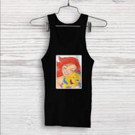 Ariel and Flounder The Little Mermaid Custom Men Woman Tank Top T Shirt Shirt