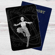 Avatar The Legend of Aang Custom Leather Passport Wallet Case Cover
