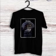 Aladdin and Jasmine Tim Burton Custom T Shirt Tank Top Men and Woman