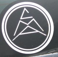 CMA Reflective Sticker