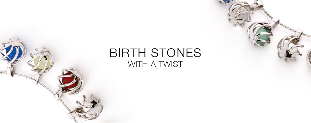 Birth Stones with a twist