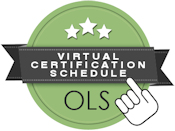 View our Certification Schedule!