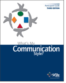 What's My Communication Style Self Assessment