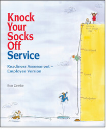 Knock Your Socks Off Service Employee Self Assessment