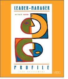 Leader-Manager Profile Self Assessment