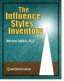 Influence Styles Inventory Trainer's Guide
