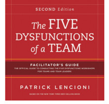 Five Dysfunctions of a Team Facilitator Set
