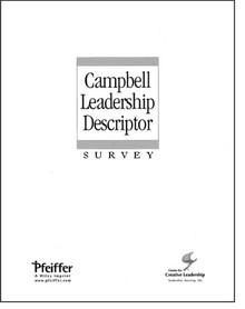 Campbell Leadership Descriptor Survey Form
