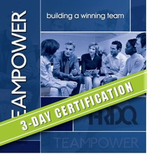TEAMPOWER® 3-Day Certification for Trainers