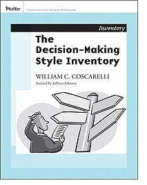 EDU - Decision Making Style Inventory Self Assessment