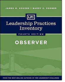EDU - Leadership Practices Inventory Observer Form