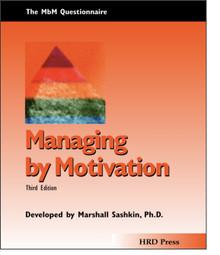 EDU - Management by Motivation Questionnaire Third Edition