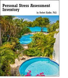 EDU - Personal Stress Assessment Inventory Facilitator Guide