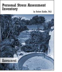EDU - Personal Stress Assessment Inventory