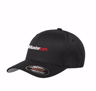 """Mastercam®"" Logo Black Flexfit Cap (L/XL ONLY)"
