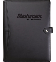 Mastercam® Debossed Journal