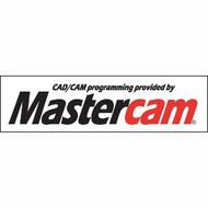 CAD / CAM Mastercam® Bumper Sticker Magnet