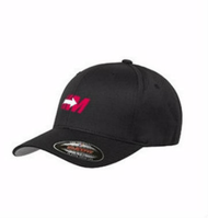 "2017 Mastercam® ""M"" Logo Flexfit® Wooly 6 Panel Cap (L/XL ONLY)"