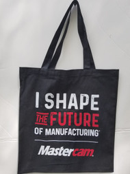 """I Shape the Future"" Convention Cotton Canvas Tote Bag"