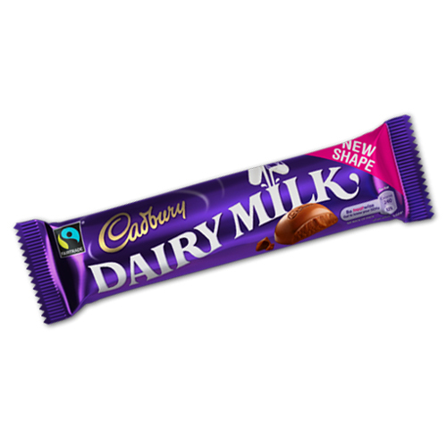 Cadbury Dairy Milk Bar (45g / 1.67oz)