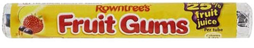 Rowntree Fruit Gums (48g / 1.7oz)