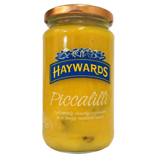 Haywards Medium & Tangy Piccalill (400g / 14.1 oz)