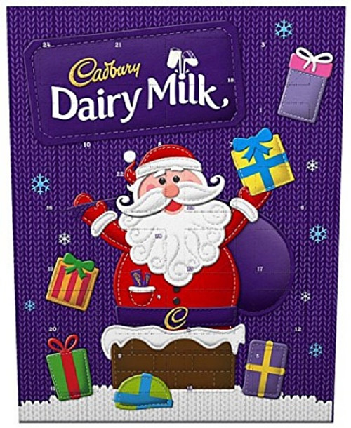 Cadbury Dairy Milk Advent Calendar (90g / 3.1oz)