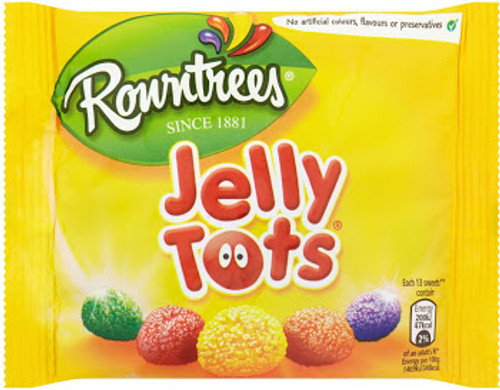Rowntree Jelly Tots (42g/1.6oz)