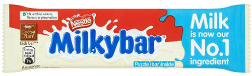 Nestle Milky Bar (25g / .88oz)