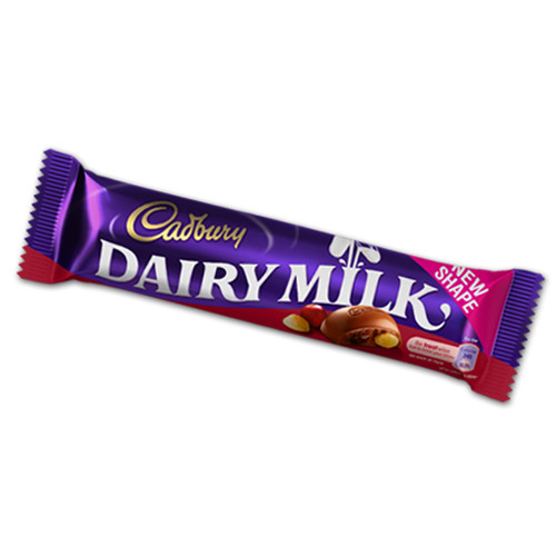 Cadbury Fruit & Nut Chocolate Bar (49g / 1.8oz)