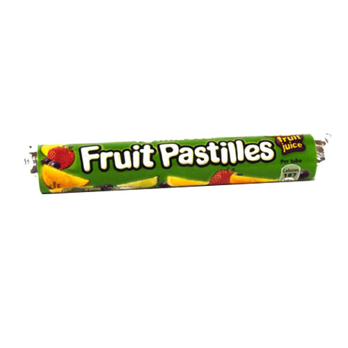 Rowntree Fruit Pastilles (52g / 1.8oz) - Best by July 31st