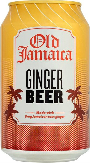 Old Jamaica Ginger Beer (330ml / 11fl oz)