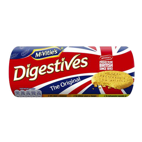 McVities Digestive Biscuits (400g / 14oz)