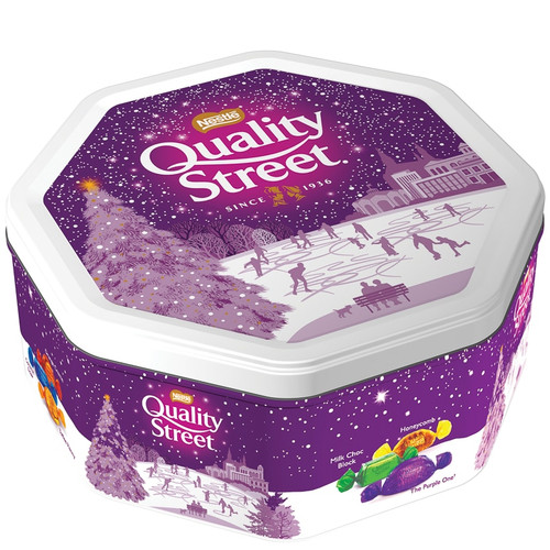 Nestle Quality Street Tin (1200g / 2 lbs 10 oz)