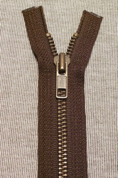 #5M Metal Tooth Jacket Zipper - 30""
