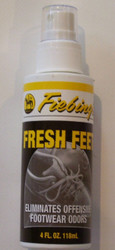 Fiebing's Fresh Feet