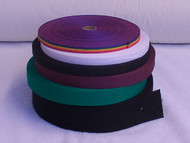 "1"" Heavyweight Polypropylene Webbing - 100 yd/roll"