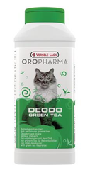 Oropharma Deodo Green Tea Cat Litter deodoriser