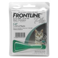 Frontline Plus Cat single