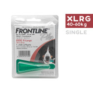 Frontline Plus XL Dog 40-60kg single