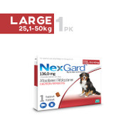 Nexgard Large Breed 25.1-50kg
