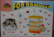Hamster Home 3 storey