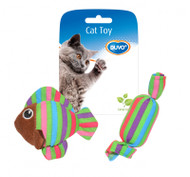 Duvo Cat Toy Fish & Candy
