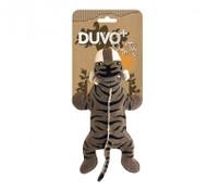 Duvo Dog Toy Canvas Tiger