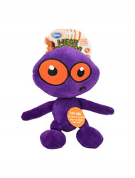 Duvo Dog Toy Heardoggy Plush Martian