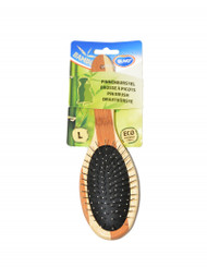 duvo bamboo pin brush lrg